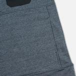 Мужская толстовка Mt. Rainier Design Heather Pocket Pullover Top Black фото- 4