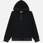 Мужская куртка анорак Nanamica Alphadry Smock Black фото- 0