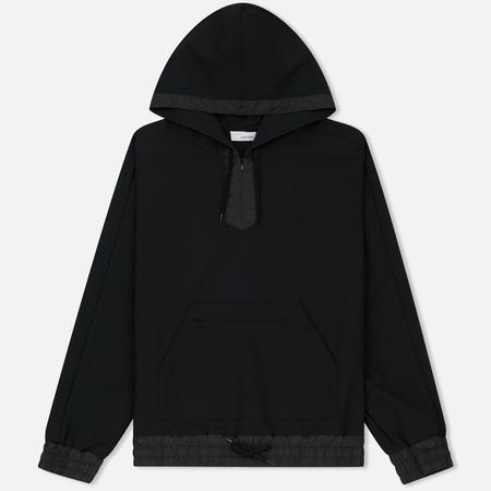 Мужская куртка анорак Nanamica Alphadry Smock Black