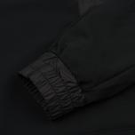 Мужская куртка анорак Nanamica Alphadry Smock Black фото- 4