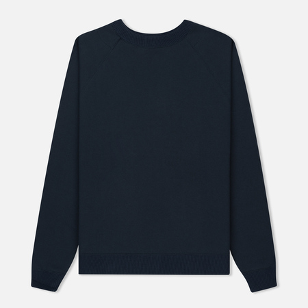 Мужская толстовка Nanamica Crew Neck Sweat French Terry Navy