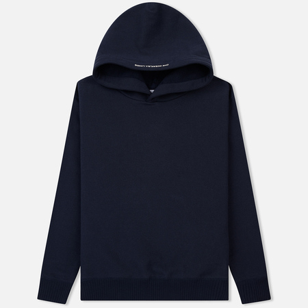 Мужская толстовка Nanamica Graphic Hooded Parka Navy