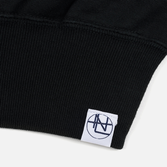 Мужская толстовка Nanamica Nanamican Crew Neck Black