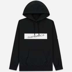 Мужская толстовка Nanamica Nanamican Hooded Pullover Black