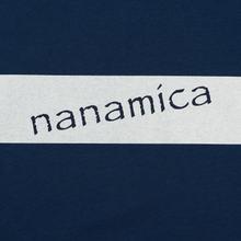 Мужская толстовка Nanamica Nanamican Hooded Pullover Marine Navy фото- 2
