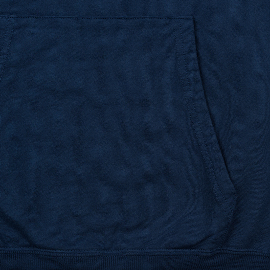 Мужская толстовка Nanamica Nanamican Hooded Pullover Marine Navy