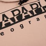 Мужская толстовка Napapijri Badstow Hood T1 Tea Rose фото- 2