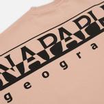 Мужская толстовка Napapijri Badstow T1 Tea Rose фото- 5