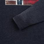 Napapijri Bedar Men's Longsleeve Dark Blue photo- 3