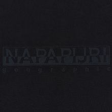 Мужская толстовка Napapijri Berber Black фото- 2