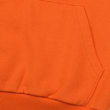 Мужская толстовка Napapijri Bolt Hoodie Orange Puffin фото- 4