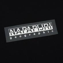Мужская толстовка Napapijri Box Black фото- 2