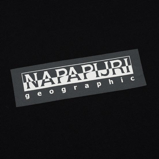 Мужская толстовка Napapijri Box Black