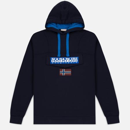 Napapijri Burgee Men's Hoody Blue Marine