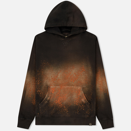 Мужская толстовка Nemen Cotton Fleece Arcadia Hoody Rusted