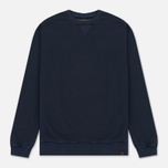 Мужская толстовка Nemen Cotton Round Neck Deep Navy фото- 0