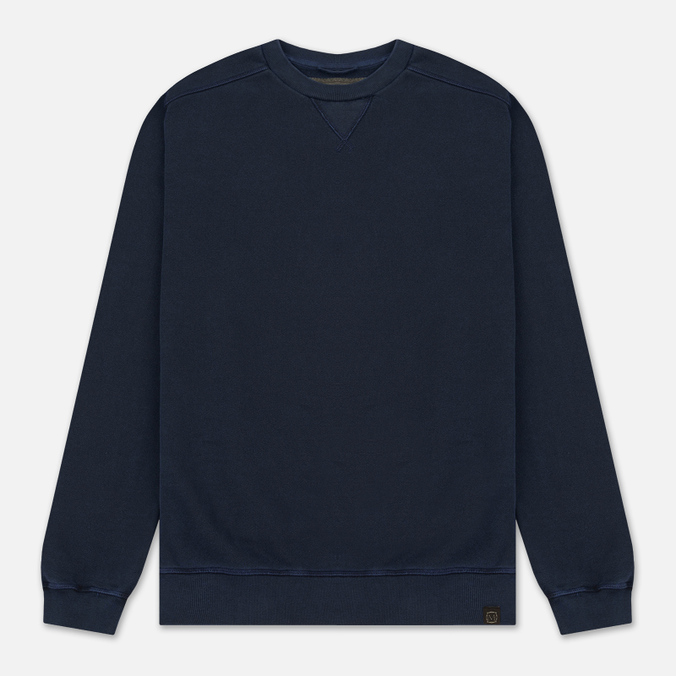 Мужская толстовка Nemen Cotton Round Neck Deep Navy