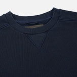 Мужская толстовка Nemen Cotton Round Neck Deep Navy фото- 1