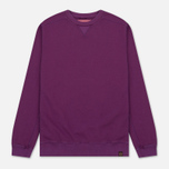 Мужская толстовка Nemen Cotton Round Neck Deep Purple фото- 0