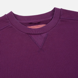 Мужская толстовка Nemen Cotton Round Neck Deep Purple фото- 1