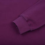 Мужская толстовка Nemen Cotton Round Neck Deep Purple фото- 2