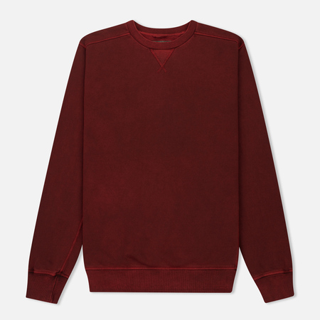 Мужская толстовка Nemen Cotton Round Neck Invisible Fleece Deep Red