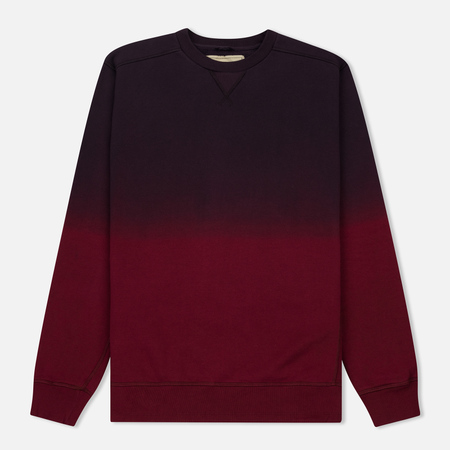 Мужская толстовка Nemen Cotton Round Neck Gradient Deep Red/Burgundy