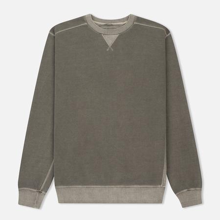 Мужская толстовка Nemen Cotton Round Neck Invisible Fleece Pigment Grey