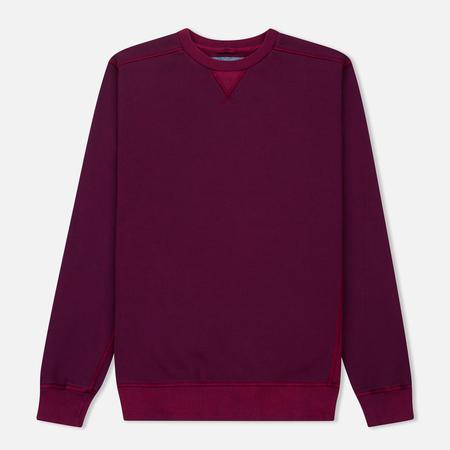 Мужская толстовка Nemen Cotton Round Neck Invisible Fleece Pigment Purple