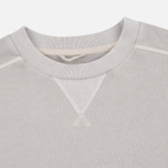 Мужская толстовка Nemen Cotton Round Neck Light Grey фото- 1