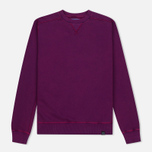 Мужская толстовка Nemen Cotton Round Neck Pigment Purple фото- 0