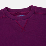 Мужская толстовка Nemen Cotton Round Neck Pigment Purple фото- 1