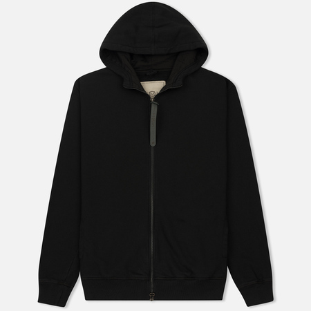 Мужская толстовка Nemen Full Zip Hoody Invisible Fleece Ink Black