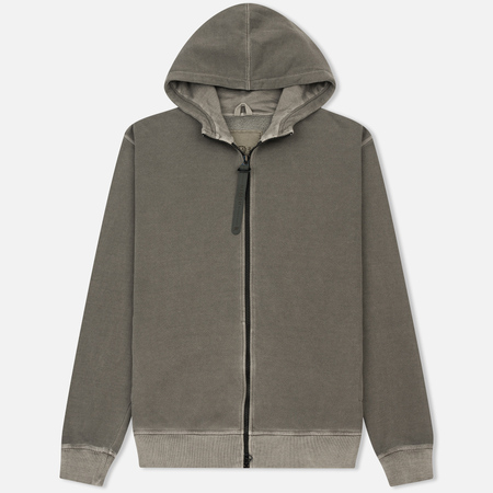 Мужская толстовка Nemen Full Zip Hoody Invisible Fleece Pigment Grey