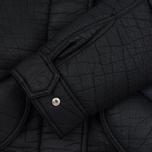 Женская куртка парка Nemen Leather Scuba Knit Ink Black фото- 3