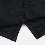 Женская куртка парка Nemen Leather Scuba Knit Ink Black фото- 5