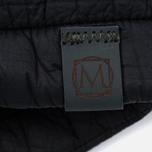 Женская куртка парка Nemen Leather Scuba Knit Ink Black фото- 6