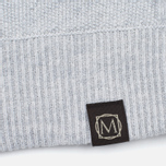 Мужская толстовка Nemen Seamless Knit Collar Light Grey Melange фото- 3