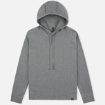 Nemen Seamless Knit Men's Hoodie Grey Melange photo- 0