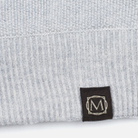 Мужская толстовка Nemen Seamless Knit Light Grey Melange фото- 3