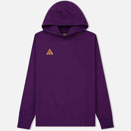 Мужская толстовка Nike ACG Hoodie Night Purple