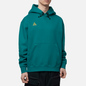 Мужская толстовка Nike ACG NRG Hoodie Bright Spruce/University Gold фото - 2