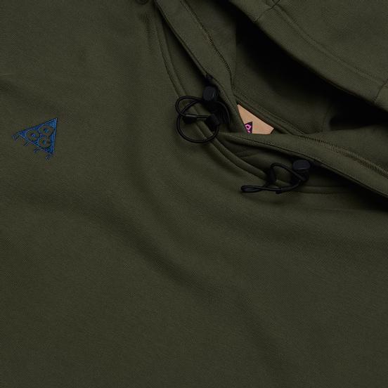 Мужская толстовка Nike ACG NRG Hoodie Cargo Khaki/Valerian Blue/Valerian Blue