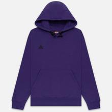 Мужская толстовка Nike ACG NRG Hoodie Court Purple/Black фото- 0