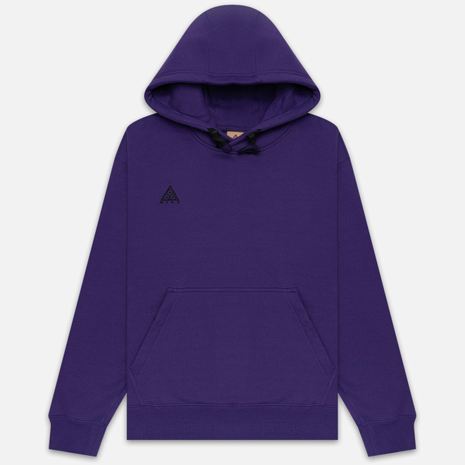 Мужская толстовка Nike ACG NRG Hoodie Court Purple/Black