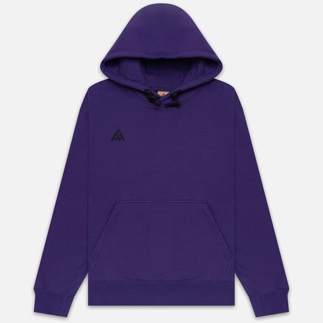 Мужская толстовка Nike ACG NRG Hoodie Court Purple/Black