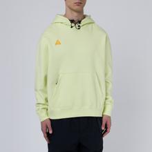 Мужская толстовка Nike ACG NRG Hoodie Luminous Green/University Gold фото- 2