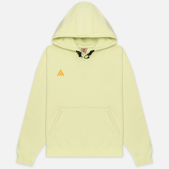 Мужская толстовка Nike ACG NRG Hoodie Luminous Green/University Gold