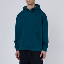 Мужская толстовка Nike ACG NRG Hoodie Midnight Turquoise/Court Purple фото- 2