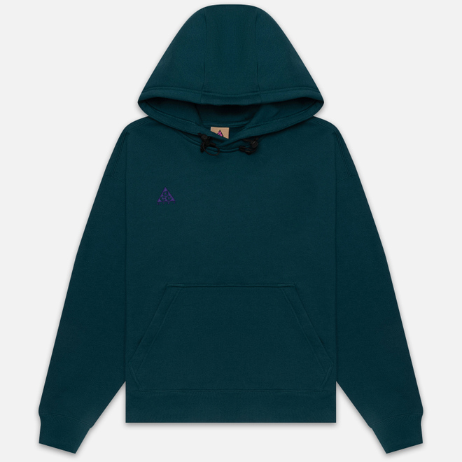 Мужская толстовка Nike ACG NRG Hoodie Midnight Turquoise/Court Purple